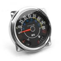 Gauges and Data Acquisition - Omix-ADA - Omix-ADA Speedometer Cluster Assembly 5-85 MPH - 80-86 Jeep CJ