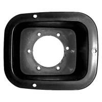 Body & Exterior - Omix-ADA - Omix-ADA Fuel Filler Neck Cover - 78-95 Jeep CJ/Wrangler Y