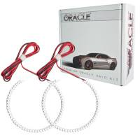 Body & Exterior - Oracle Lighting Technologies - Oracle Lighting Technologies 05-13 Corvette LED Fog Light Halo Kit Red