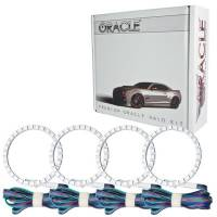 Body & Exterior - Oracle Lighting Technologies - Oracle Lighting Technologies 04-14 Bentley LED Halo Headlight Kit Colorshift