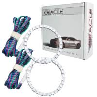 Body & Exterior - Oracle Lighting Technologies - Oracle Lighting Technologies 08-10 Honda Accord LED Halo Headlight Kit