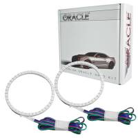 Body & Exterior - Body & Exterior - NEW - Oracle Lighting Technologies - Oracle Lighting Technologies 12- Explorer LED Halo Headlight Kit Colorshift