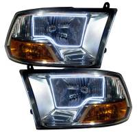 Body & Exterior - Oracle Lighting Technologies - Oracle Lighting Technologies 09-12 Dodge Ram LED Headlight Kit White