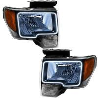 Body & Exterior - Body & Exterior - NEW - Oracle Lighting Technologies - Oracle Lighting Technologies 09-14 Ford F150 LED Headlight Kit White