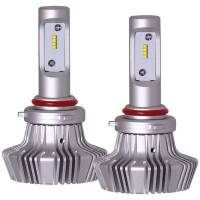 Lights and Components - NEW - Exterior Light Bulbs - NEW - PIAA - PIAA H16 Platinum LED Bulb Tw in Pack - 4000Lm 6000K
