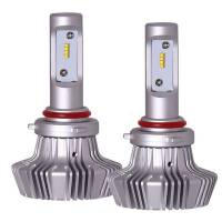 PIAA - PIAA 9005 Platinum LED Bulb T win Pack - 4000Lm 6000K