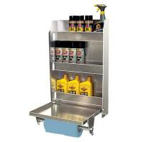 Tools & Pit Equipment - Pit Pal Products - Pit Pal Door Cabinet Medium