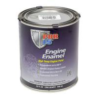 Paint & Finishing - POR-15 - POR-15 Engine Enamel Black Quart