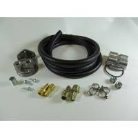 Oil Filter Relocation Kits and Mounts - Oil Filter Relocation Kits - Perma-Cool - Perma-Cool Standard Oil Filter Relocation Kit