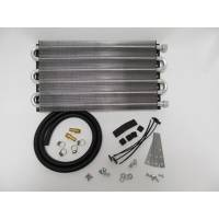 """Engine Components - Perma-Cool - Perma-Cool HD Diesel TransCooler System 3/8""""  NPT 21in"""