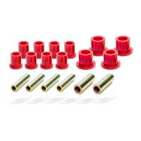 Prothane Motion Control - Prothane 04-06 Ford F150 Leaf Spring Bushings