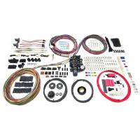 Painless Performance Products - Painless 25 Circuit Harness - Pro Series GM Keyed Colum