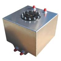 RCI Fuel Cells - RCI Aluminum Fuel Cells - RCI - RCI Fuel Cell Aluminum 5 Gallon w/ Sender