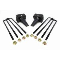 "Suspension Components - ReadyLift - ReadyLift 4"" Rear Block Kit 11-16 Ford F250"