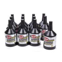 Red Line Synthetic Oil - Red Line 10w50 Powersports Motor Oil Case 12x1 Quart