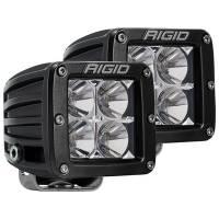 Body & Exterior - Rigid Industries - Rigid Industries LED Light Pair Dually - Flood Pattern