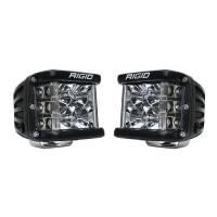 Body & Exterior - Rigid Industries - Rigid Industries LED Light Pair D-SS Pro Series Flood