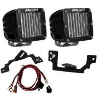 Body & Exterior - Rigid Industries - Rigid Industries LED Light Pair SAE D-Series Fog