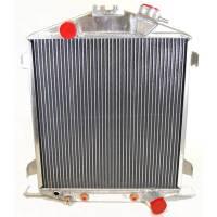 Cooling & Heating - Racing Power - Racing Power 1932 Ford Lo-Boy Aluminum Radiator
