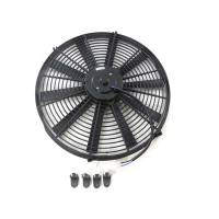 """Cooling & Heating - Racing Power - Racing Power 16"""" Electric Fan Straight Blade"""