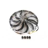 """Cooling & Heating - Racing Power - Racing Power 16"""" Electric Fan Curved Blades"""