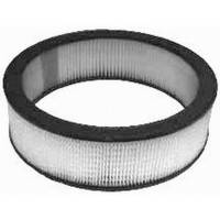 "Air Cleaners and Intakes - Air Filter Elements - Racing Power - Racing Power 14"" X 4"" Round Paper Element"