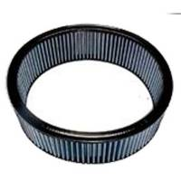 "Air Cleaners and Intakes - Air Filter Elements - Racing Power - Racing Power 14"" X 5"" Round Washable Element"