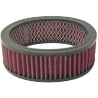 Air Cleaners and Intakes - Air Filter Elements - Racing Power - Racing Power 6 3/8 X 2 1/2 Round Wash Element