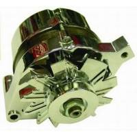 Ignition & Electrical System - Racing Power - Racing Power 1965-89 Ford Alternator Single/Groove Chrome