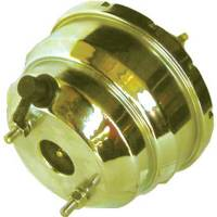 Brake System - Racing Power - Racing Power Yellow Zinc Power Brake Booster -7In