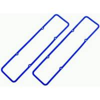 Gaskets and Seals - Racing Power - Racing Power Blue Rubber SB Chevy Valve Cover Gaskets Pair