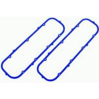 Gaskets and Seals - Racing Power - Racing Power Blue Rubber BB Chevy Valve Cover Gaskets Pair