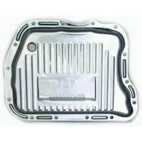Drivetrain Components - Racing Power - Racing Power Chrysler 727 Transmission Pan Finned