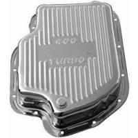 Drivetrain Components - Racing Power - Racing Power Deep Turbo 400 Transmission Pan-Finned