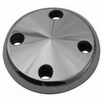 Pulleys and Belts - Pulley Nose Cones - Racing Power - Racing Power Satin SB Chevy Water Pump Pulley Nose Long Water Pump