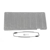 Body & Exterior - Rugged Ridge - Rugged Ridge Grille Insert Black 07- 18 Jeep Wrangler JK