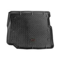 Interior & Cockpit - Rugged Ridge - Rugged Ridge Cargo Liner Black JLU 18- Jeep Wrangler JL