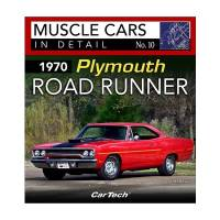 S-A Design Books - 1970 Plymouth Road Runner: Muscle Cars In Detail