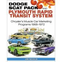 Books, Video & Software - Entertainment Books - S-A Books - Dodge Scat Pack & Plymouth Rapid Transit System