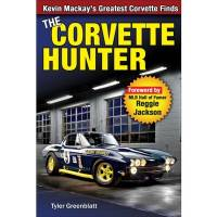 Books, Video & Software - Entertainment Books - S-A Books - Corvette Hunter Kevin Mackay's Greatest Finds