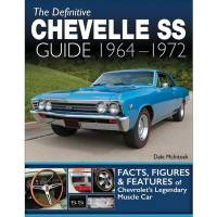 Books, Video & Software - Entertainment Books - S-A Books - 1964-72 Chevelle SS Guide
