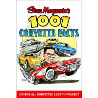 Books, Video & Software - Entertainment Books - S-A Books - 1001 Corvette Facts