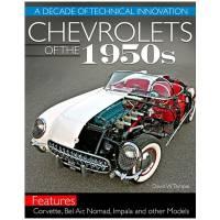 S-A Design Books - Chevrolets Of The 1950 s