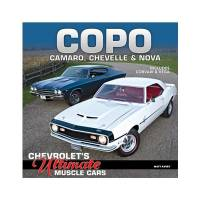 S-A Books - COPO Chevrolets Ultimate Muscle Cars