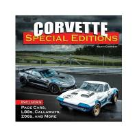 Books, Video & Software - Entertainment Books - S-A Books - Corvette Special Editions