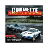 S-A Books - Corvette Special Editions