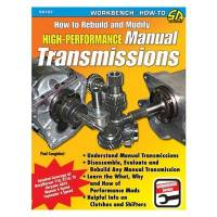 Books, Video & Software - Drivetrain Books - S-A Books - How To Build Performance Manual Transmissions