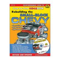 Engine Books - Chevrolet Engine Books - S-A Design Books - Rebuilding The SB Chevy Step By Step Video