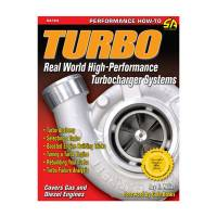 Engine Books - Chevrolet Engine Books - S-A Design Books - Turbo-Perf Turbocharger Systems