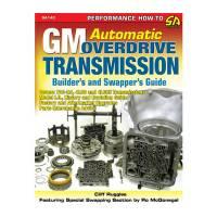Books, Video & Software - Drivetrain Books - S-A Books - GM Automatic Overdrive Transmission Guide